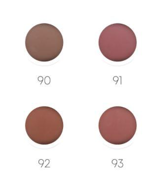 Yves Morel Cosmetics Blush Terra