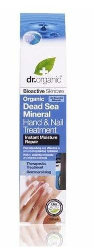 Dr. Organic Dead Sea Minerals Hand & Nail Treatment