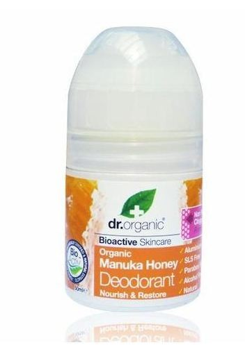 Dr. Organic Manuka Honey Deodorant