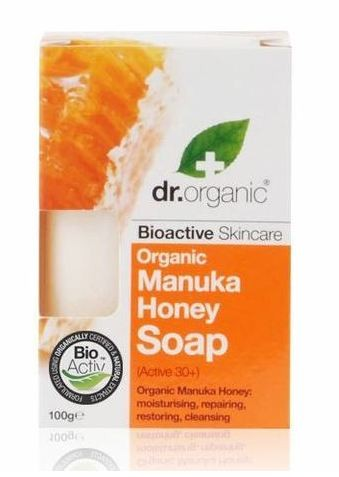 Dr. Organic Manuka Honey Soap