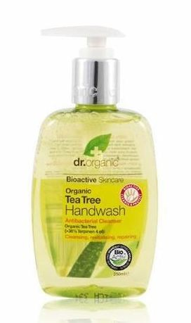 Dr. Organic Tea Tree Hand Wash