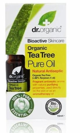 Dr. Organic Tea Tree Pure Oil 10ml
