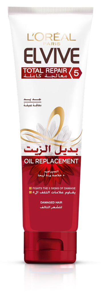 ELVIVE TOTAL REPAIR 5 OIL REPLACEMENT- 300 ML