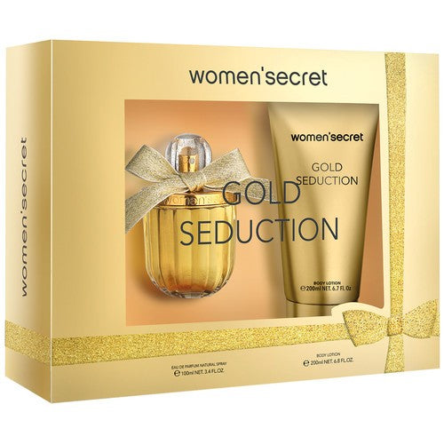 Women ' Secret Gold Seduction