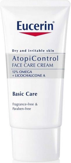 Eucerin AtopiControl Face Cream 50ml