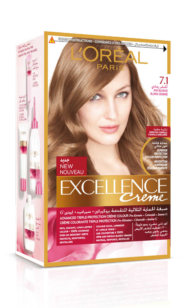 L'Oreal Paris Excellence Creme Hair Coloration