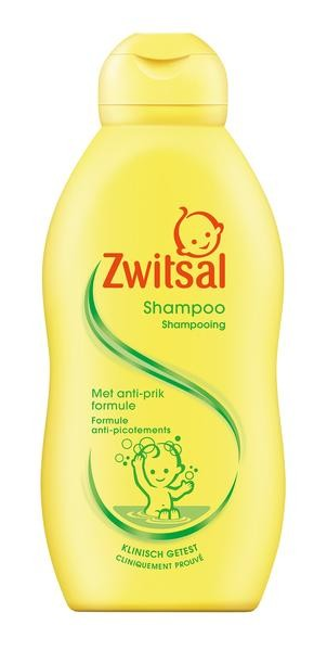 Zwitsal Anti-puncture Baby Shampoo 200ml