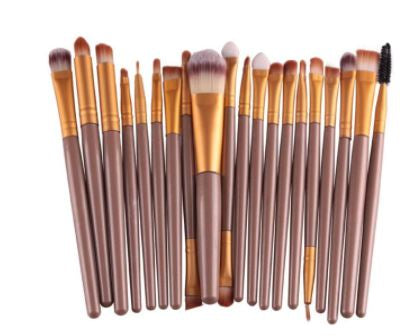 Set of 20pcs Makeup Brushes