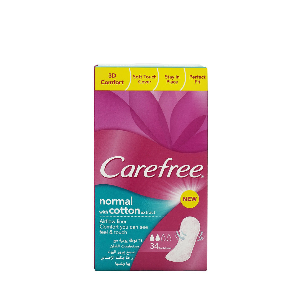 Carefree Cotton 34'S