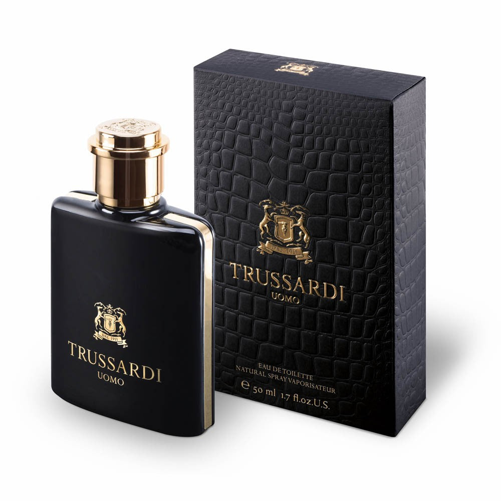 TRUSSARDI 1911 UOMO EDT 50 ML NATURAL SPRAY