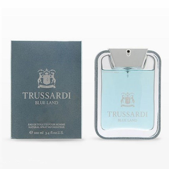 TRUSSARDI BLUE LAND EDT 100 ML NATURAL SPRAY