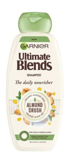 Garnier Ultra Doux Almond Milk and Agave Sap Normal Hair Shampoo
