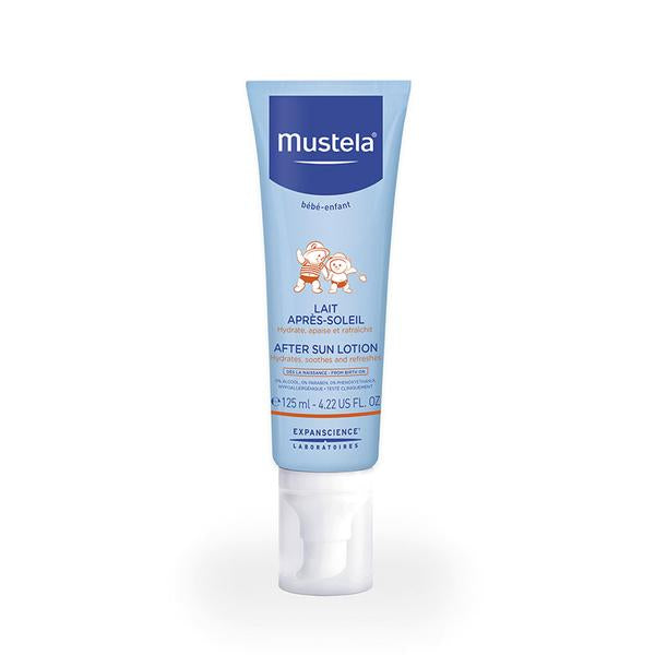 MUSTELA AFTER-SUN LOTION 125ML