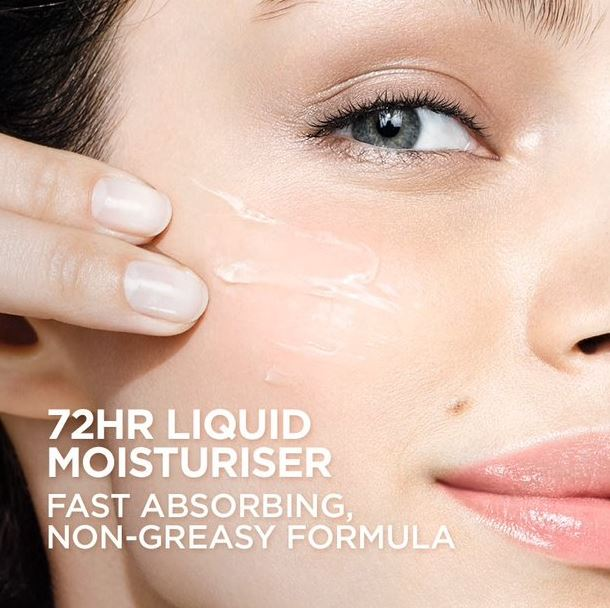 L'Oreal Paris Hydra Genius Waters Moisturizer Normal to Combination Skin 70ml