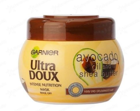Garnier Ultra Doux Hair Mask Avocado Oil and Shea Butter