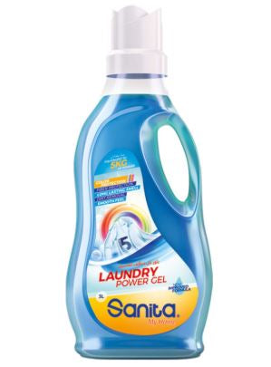 Sanita Laundry Power Gel 3000ml