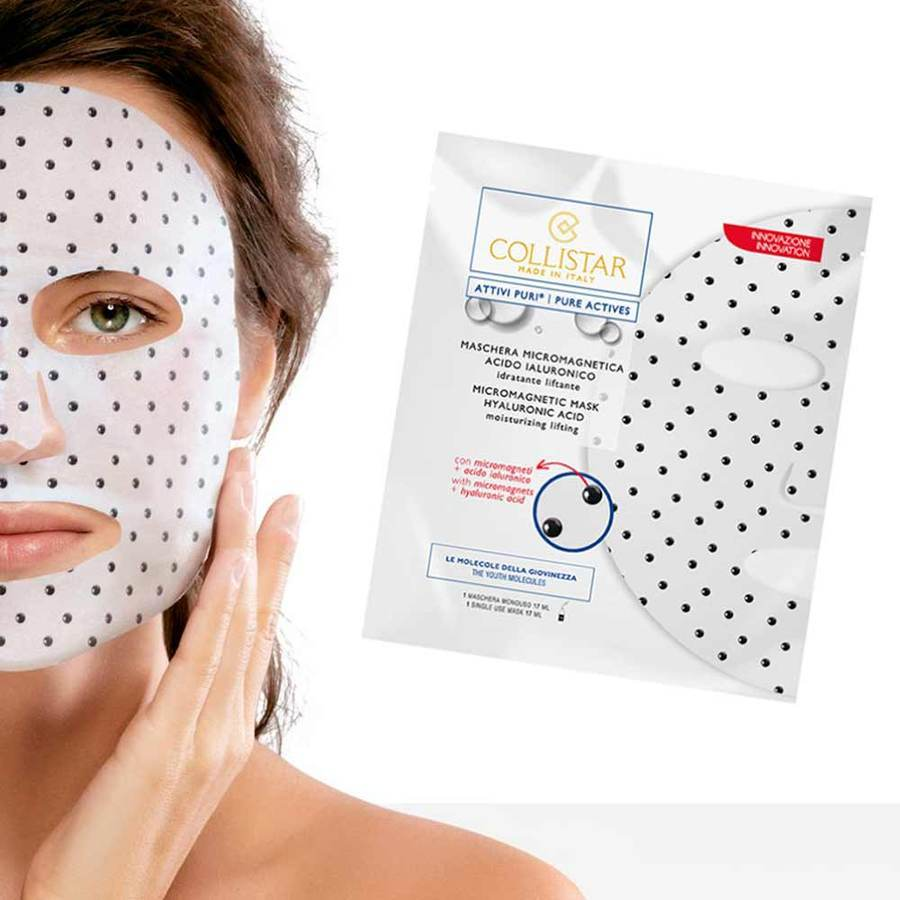 Collistar  Micromagnetic Mask Hyaluronic Acid