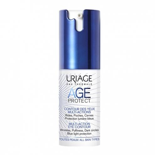 Uriage age protect multi actions eye contour