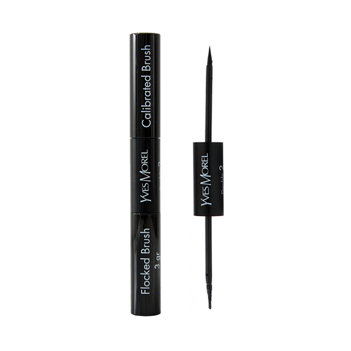 Yves Morel Cosmetics Double Two Ink Liner