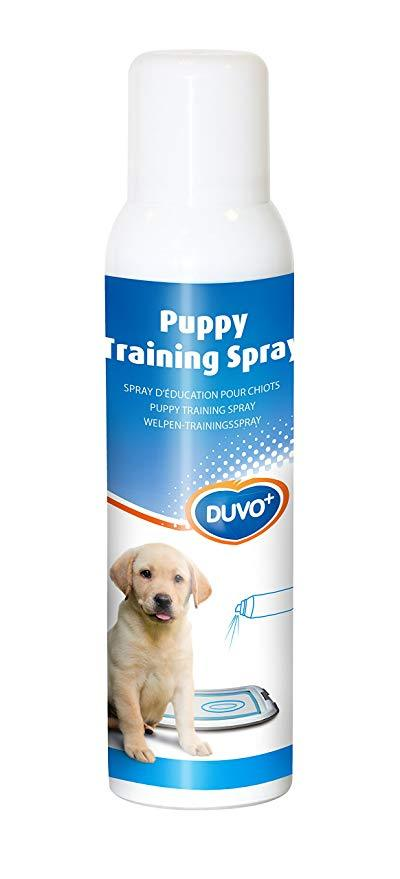 Duvo Puppy Training Spray for Dogs 125ml