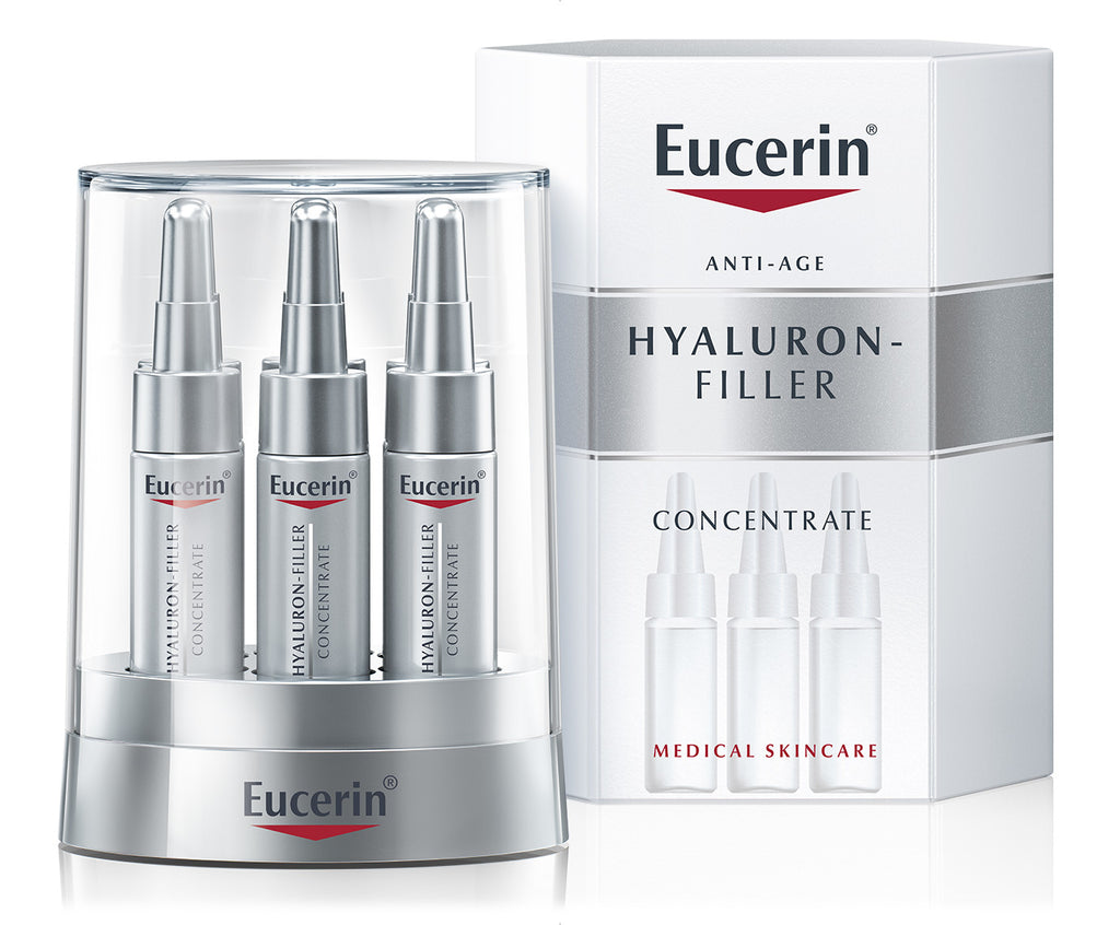 Eucerin Hyaluron-Filler Concentrate 6 x 5 ml