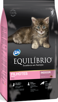 Equilibrio Kitten Dry Food