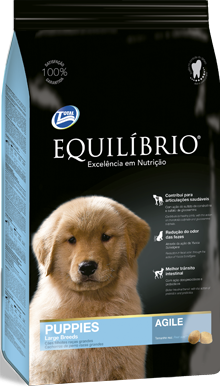 Equilibrio Puppy Large Breed Dry Food