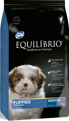 Equilibrio Puppy Small Breed Dry Food