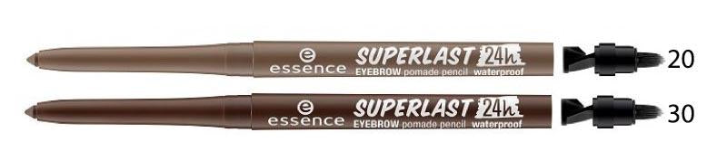 Essence 24h Superlast Eyebrow Pomade Pencil Waterproof