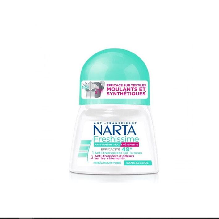 Narta Freshissime Woman Roll 50ml 50ml