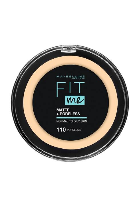 Maybelline New York Fit Me Matte and Poreless Powder-MyKady
