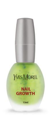 Yves Morel Cosmetics Nail Growth