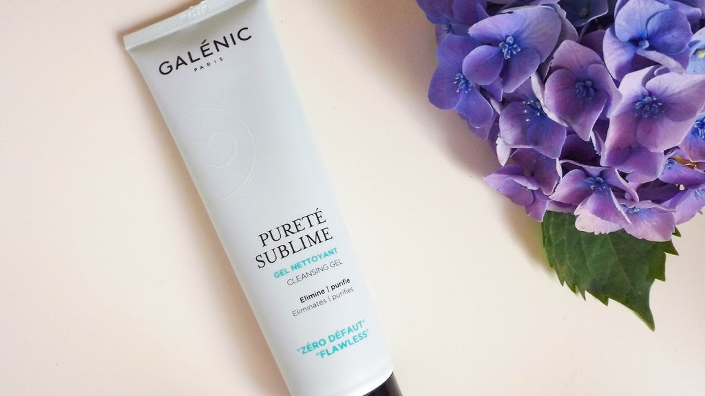 Galenic Purete Sublime Cleansing Gel MyKady Lebanon