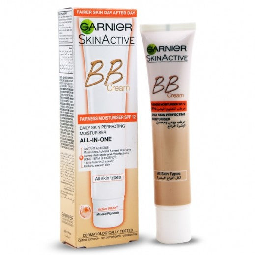 Garnier BB Cream Fairness SPF 12 MyKady Lebanon