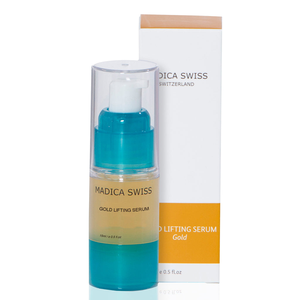 Madica Swiss Gold Face Lifting Serum 15Ml