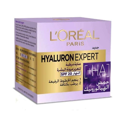 L'Oreal Paris Hyaluron Expert Day Cream 50ml SPF 20