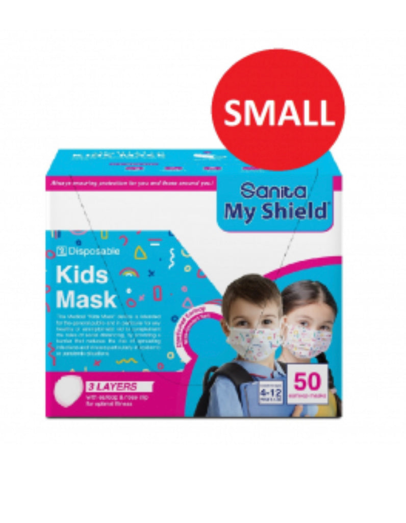 Disposable Daily Protective Mask for Kids-MyKady