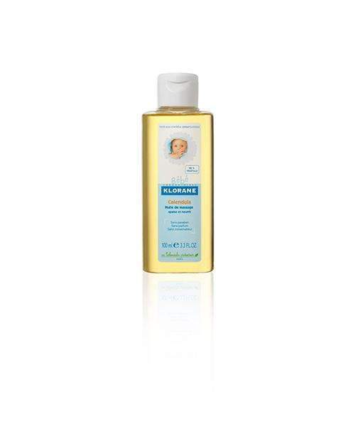 KLORANE BEBE Calendula Massage Oil 100ML