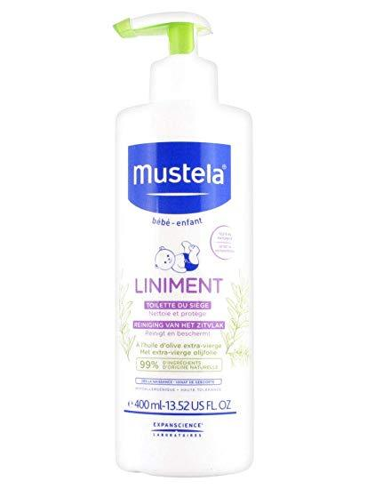 Mustela LINIMENT POMPE 400ml