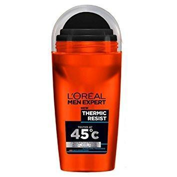 L'Oreal Men Expert Thermic Resist Deodorant Up to 45 Degrees - Roll-On