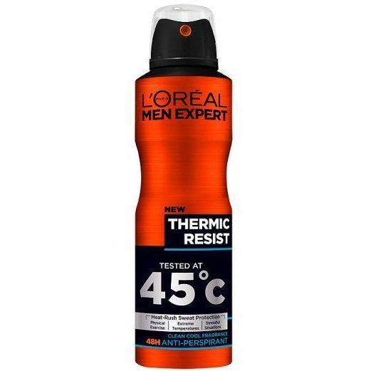L'Oreal Men Expert Thermic Resist Deodorant Up to 45 Degrees - Spray