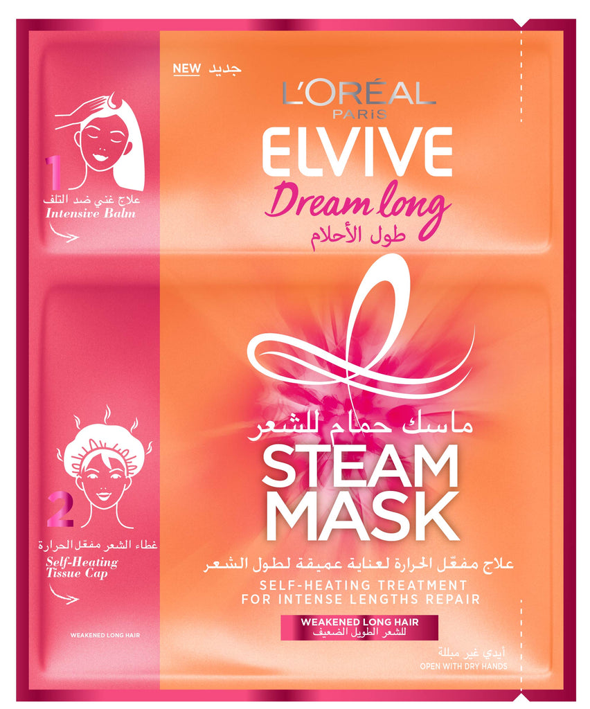 L'Oréal Paris  Elvive Dream Long - Steam Mask