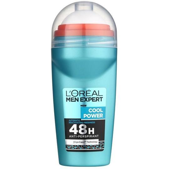 L'Oréal Paris Men Cool Power 48h Anti-Perspirant - Roll-On
