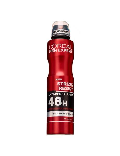 L'Oréal Paris Men Expert Deodorant Stress Resist 48H Spray