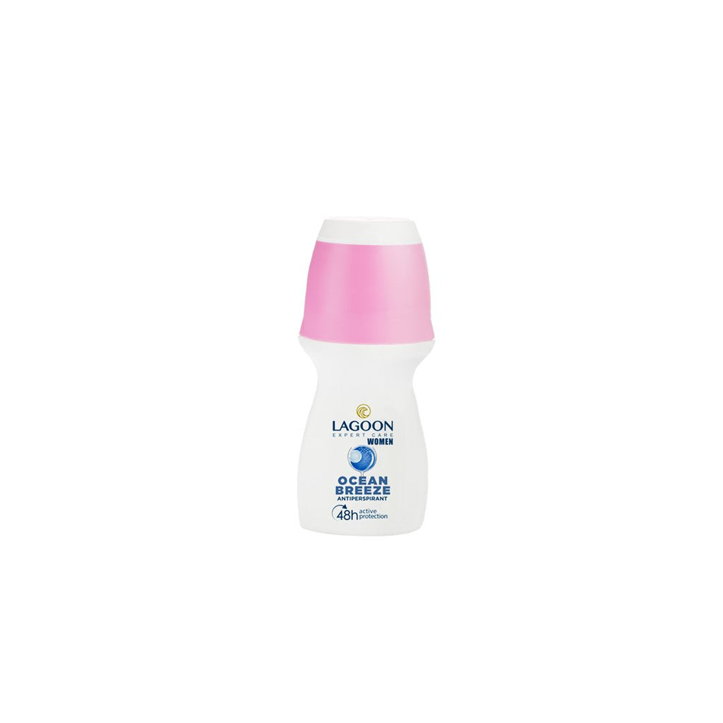 Lagoon Roll-On 48H Anti-Perspirant for Women 50ml - Ocean Breeze