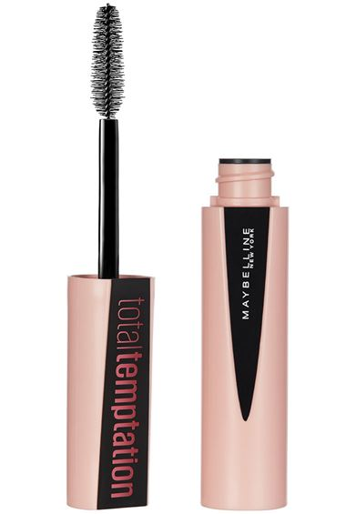 Maybelline Total Temptation Washable Mascara Blackest Black | MyKady | Lebanon