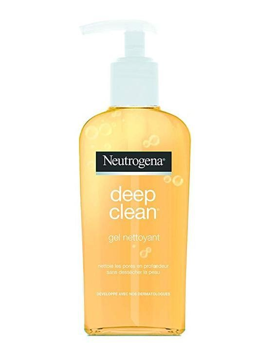 Neutrogena Deep Clean Gel 200ml