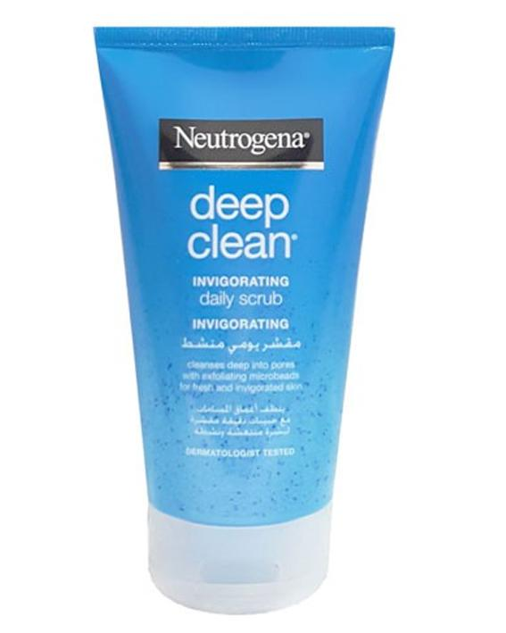 Neutrogena Deep Clean Invigoratiscrub 150 ML