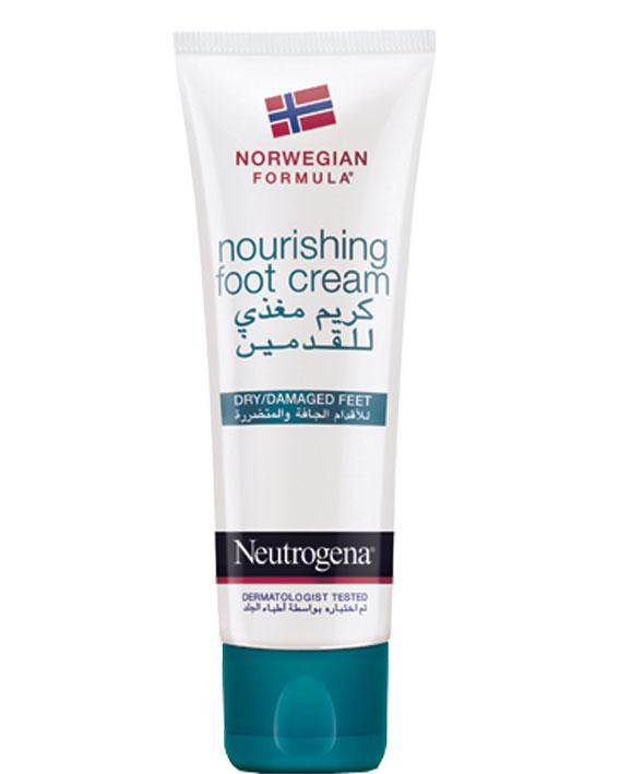 Neutrogena Norwegian Formula Foot Cream Dry Damaged Skin 50 ml