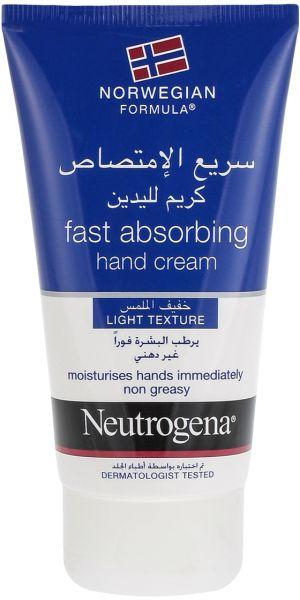 Neutrogena Norwegian Formula Hand Cream Fast Absorbing 75 ml